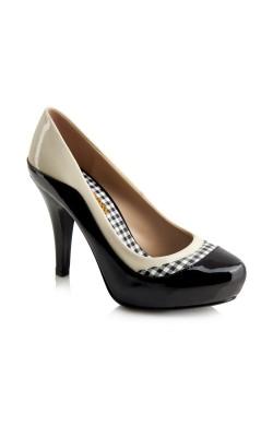 Becky Gingham High Heel